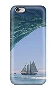 Best Fashion Case Cover For Iphone 6 Plus(yacht And The Ocean) 7592294K70869453 Kimberly Kurzendoerfer