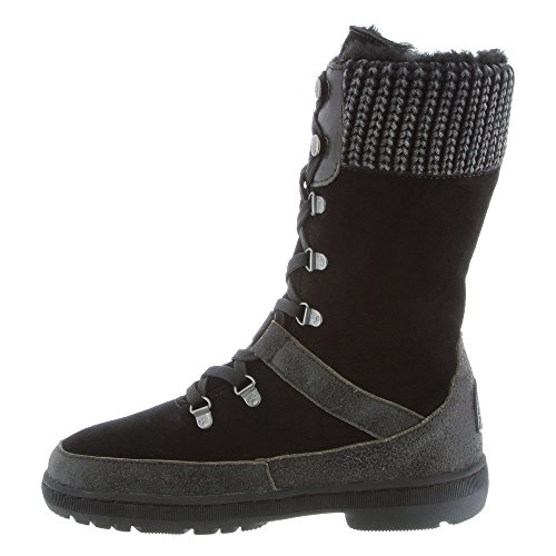 Bearpaw 9 Up Boot Womens 12 Serena Lace In BlackII 1qWAc1r