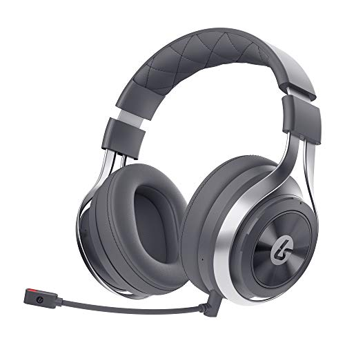 LucidSound LS31 Wireless Gaming Headset PS4 PC - Wired with Xbox One, Nintendo Switch, iOS, Android and Mobile Devices - PlayStation - Fit Wii Cables