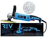 VViViD REV Hand-Held 6-Speed Polisher and Buffer 180