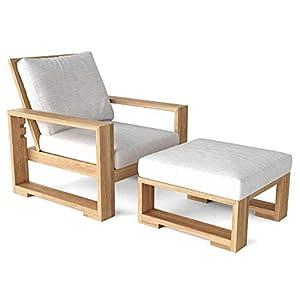41Q%2BTOA45wL._SS300_ Teak Lounge Chairs & Teak Chaise Lounges