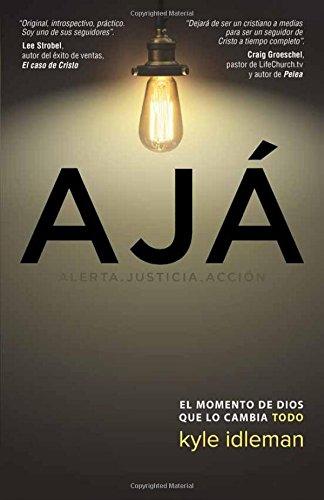 Read Online AJA: El momento de Dios que lo cambia todo. (Spanish Edition) PDF