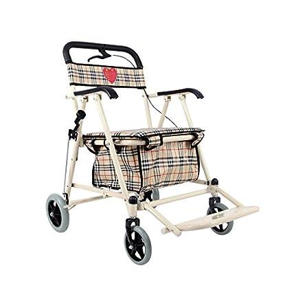 MMM@ Carro de compras para ancianos/Vehículo de recreo ...