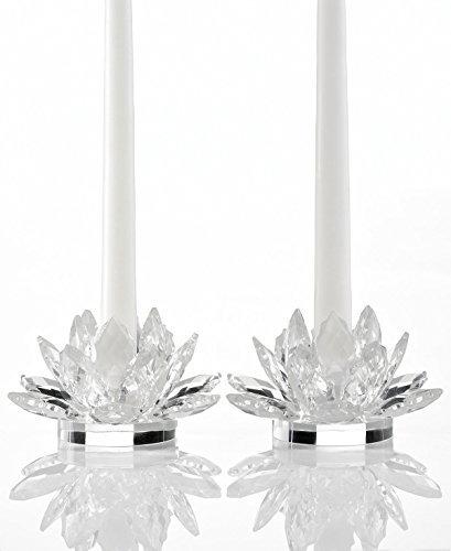 Godinger Crystal Lotus 5
