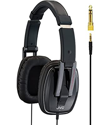 JVC Monitor Stereo DJ Style Headphones by JVC