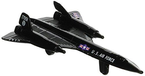 Daron Worldwide Trading Runway24 SR-71 No Drone Vehicle Daron Worldwide Trading Usa Aircraft