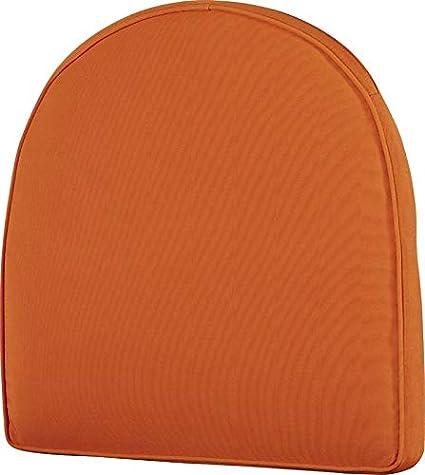 Amazon.com: Cojín cómodo para silla de estar, interior y ...