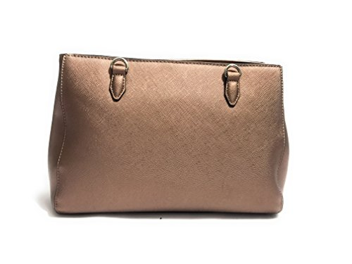 BORSA DONNA ERMANNO SCERVINO SHOPPING MOD.NEW ANYA COLORE BRONZO B18ES04