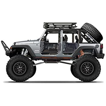 Amazon.com: Maisto Design Off-Road Kings 2015 Jeep Wrangler ...