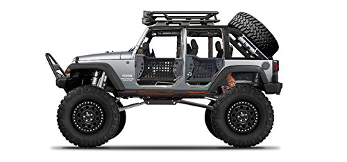 Maisto Design Off-Road Kings 2015 Jeep Wrangler Unlimited Variable Color Diecast Vehicle (1:24 Scale) (Colors May Vary)