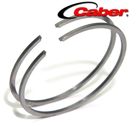 Pro Piston Ring Set (Caber piston rings 44mm fits Stihl 026)