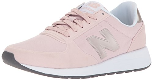 New Balance Women's 215v1 Lifestyle Sneaker, Pink, 8 B - Balance Shoes Women New