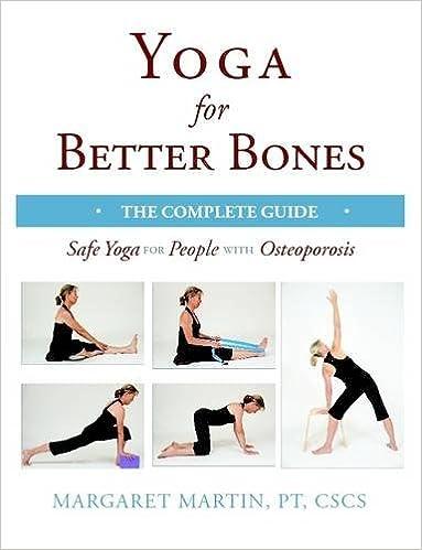 Amazon.com: Yoga for Better Bones (9781105148439): Margaret ...