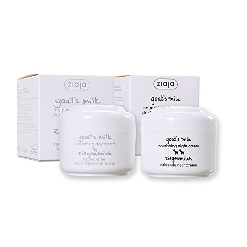 Ziaja Goat's Milk Day Cream and Night Cream Promo Pack