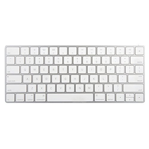 Used, Apple Wireless Magic Keyboard 2, Silver (MLA22LL/A) for sale  Delivered anywhere in USA