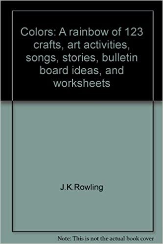 Colors: A rainbow of 123 crafts, art activities, songs, stories ...