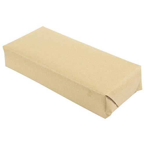 kraft paper roll 100 feet jumbo value pack brown paper packing roll ideal art craft gift. Black Bedroom Furniture Sets. Home Design Ideas
