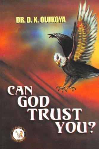 Read Online Can God Trust You? pdf