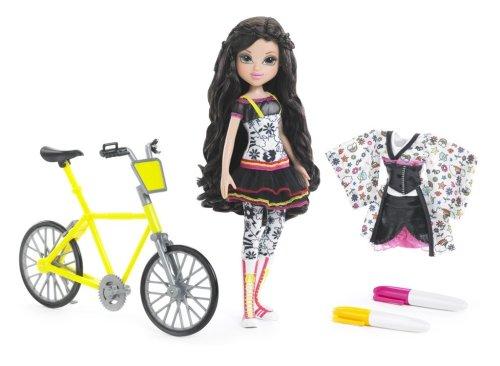 Moxie Girlz Art (Moxie Girlz Art-titude Dollpack- Lexa)