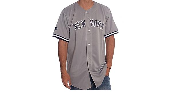 Majestic Camisa MLB New York Yankees GR XL: Amazon.es: Ropa