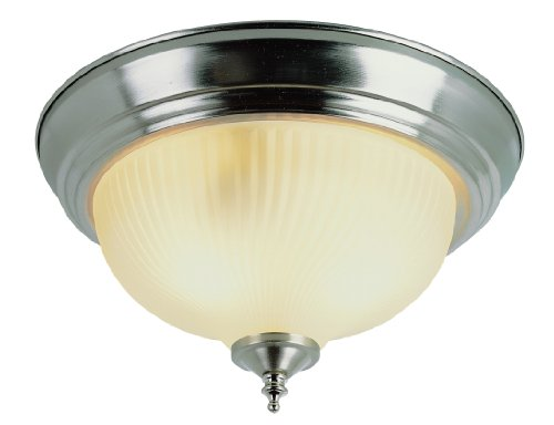 Trans Globe Lighting 13011 BN/FR Indoor  Murano 11