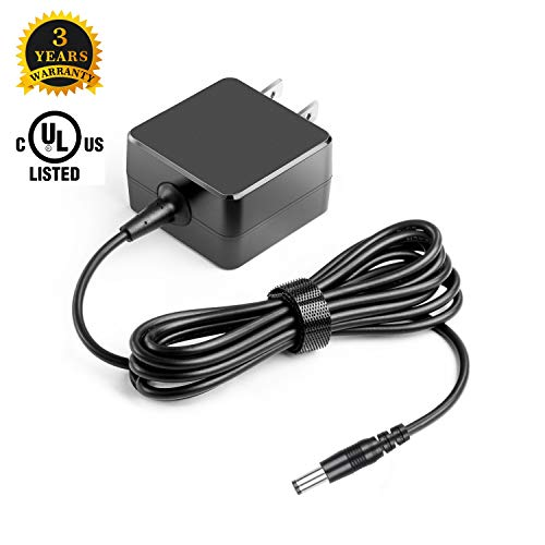 (TAIFU 9V AC/DC Adapter for Crosley Cruiser Portable Turntable Record Player CR8005A CR8005A-BK CR8005A-BL CR8005A-GR CR8005A-OR CR8005A-PI CR8005A-TP CR8005A-TU CR8005A-TW Power Supply Cord)