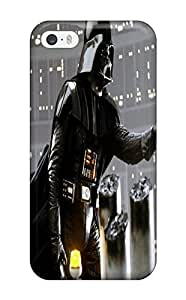 Cute High Quality Iphone 5/5s Star Wars Darth Vader Case by supermalls