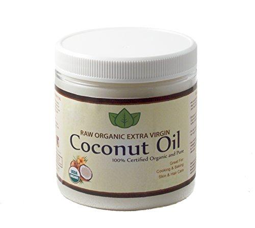 Organic Extra Virgin Coconut Ounces