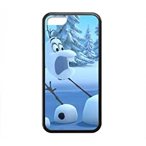 MMZ DIY PHONE CASEFrozen practical fashion lovely Phone Case for iphone 5c(TPU)