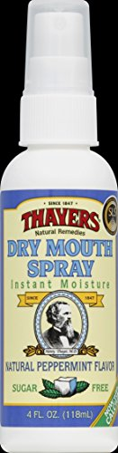 THAYERS dry mouth spray peppermint ()