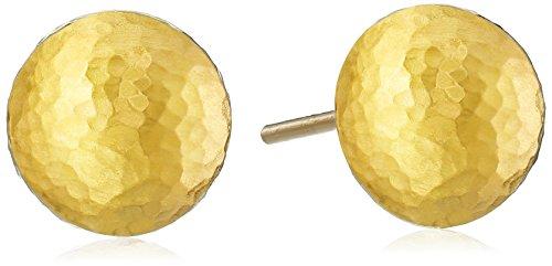 GURHAN Dome Gold Small Ball Stud Earrings