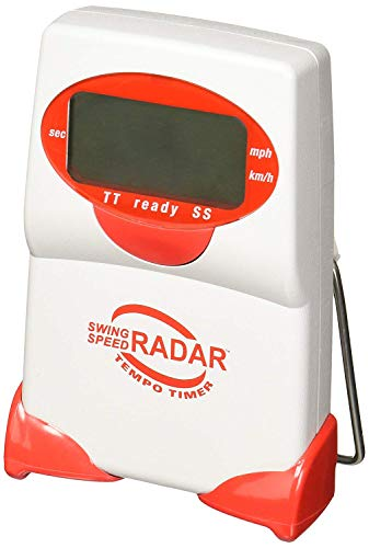 (Sports Sensors Swing Speed Radar with Tempo Timer (Pack of 1))