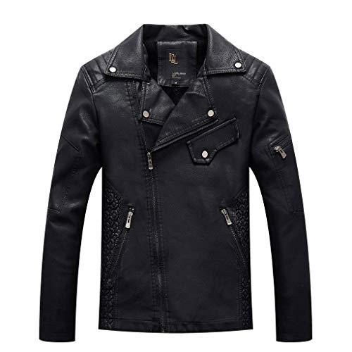 Autunno Giacche Cappotto Jacket A Invernale Lunghe Da Giubbotto Giacca Eleganti Challenge Moto Parka Nero Inverno Pullover Giubbini Uomo Maniche E Cappotti Top Men 1UX8A1q