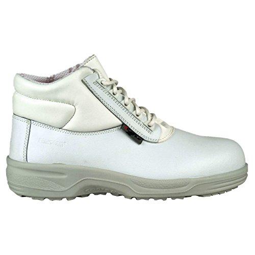 Cofra 77740-006.W38 Ulisse S2 SRC Chaussures de sécurité Taille 38 Blanc