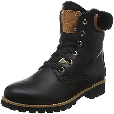 exclusive range best prices pretty nice Panama Jack Women's Panama 03 Igloo Travelling Combat Boots, Black ...