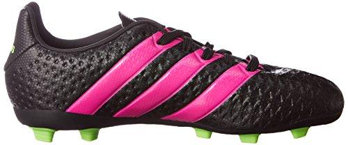 Adidas Performance ACE 16.4 FxG J Zapatillas Futbol Negro Rosa para Ninos