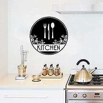 Shentop Arte Decoración para el hogar Cocina Tenedor ...