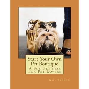 Start Your Own Pet Boutique