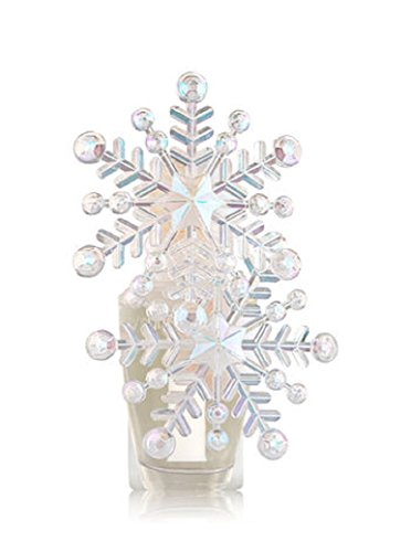 - Bath & Body Works Wallflower Fragrance Plug Iridescent Snowflake Duo