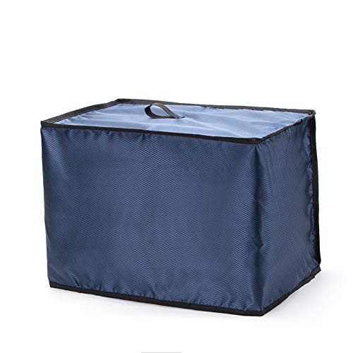 """Smart Oven Cover, ConvectionToaster Oven Cover, Large Size Square Kitchen Appliance Cover, 18.5""""Lx14.1""""Wx13.7""""H, Diamond…"""