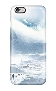 Hot Tpu Cover Case For Iphone/ 6 Plus Case Cover Skin - Snowed In