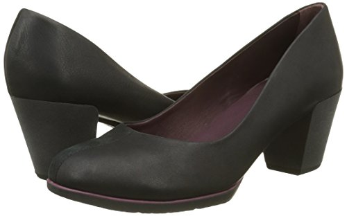 Kirsten Court Women's Tbs Shoes Black PZHT1xw