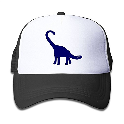 Xin Pilig Blue Dinosaur Youth Toddler Mesh Hat Boy and Girls Baseball Trucker Cap - Knights Mesh Cap