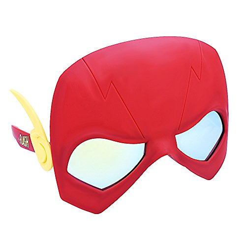 Costume Sunglasses Flash Head Mask Sun-Staches Party Favors UV400 -