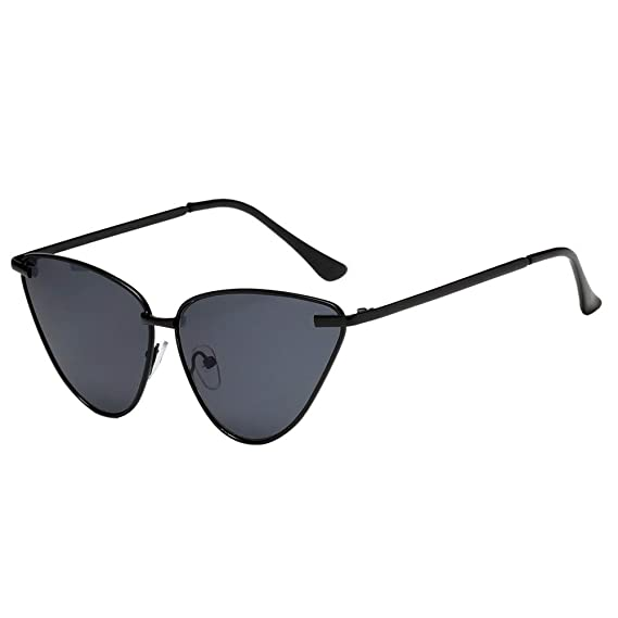 URIBAKY Gafas de sol Lentes Leo Vintage Clásicas Gafas de ...