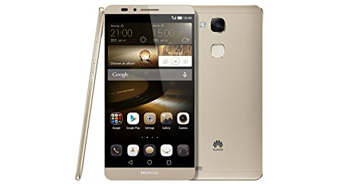 Unlocked 4G Huawei Ascend Mate7 MT7-TL10 6.0 inch EMUI 3.0 Smart Phone Hisilicon Kirin 925 8 Core RAM 3GB ROM 32GB Dual SIM FDD-LTE WCDMA GSM - International Version No Warranty
