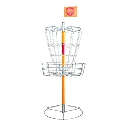 Dismania LITE Basket 14 Chain Portable Disc Golf Basket Target