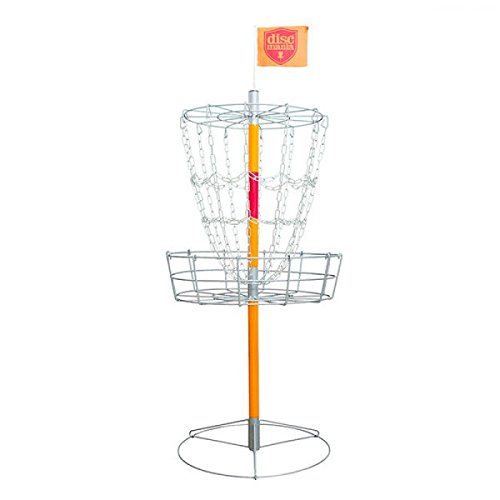 Dismania LITE Basket 14 Chain Portable Disc Golf Basket Target by Discmania