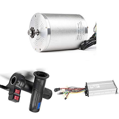 Amazon.com: MY1020 Kit de motor eléctrico sin escobillas CC ...