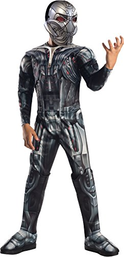 Ultron Costume (Rubie's Costume Avengers 2 Age of Ultron Child's Deluxe Ultron Costume, Medium)